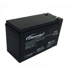 DiveLink Rechargeable Gel Cell battery for COM-DR-HYD Diver Recall Surface to Diver Unit
