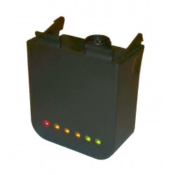 DiveLink BAT-U01-EM-NIMH Rechargeable NIMH Battery Pack with Energy Monitor and LED Display