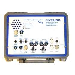 DiveLink Hardwire Surface to Diver Communicator